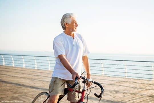 Prostatis sepeda