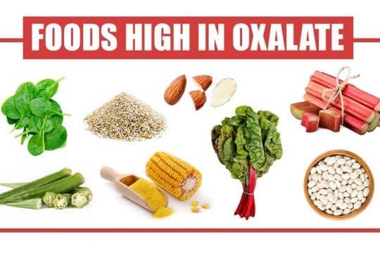 Makanan tinggi kalsium oksalat penyebab batu ginjal